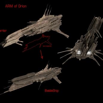 CON ARMFleetships