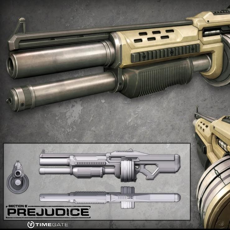 CON ShotgunB0