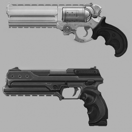 WeaponsPistol