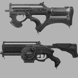 WeaponsSubmachinegun